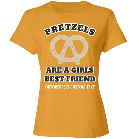 Girls Love Pretzels Oktoberfest