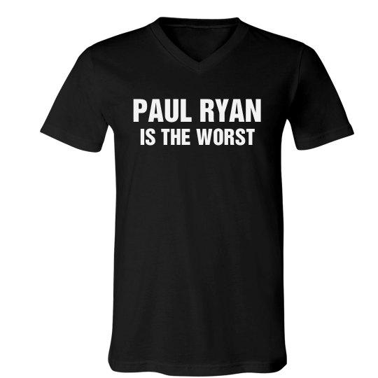 Go Away Paul Ryan