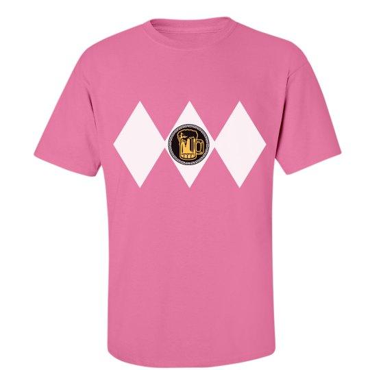 Go Go Beer Rangers! Pink