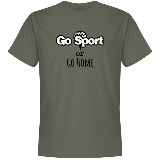 Go Sport or Go Home (Golf)