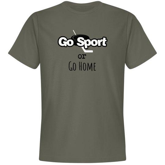 Go Sport or Go Home (Hockey)