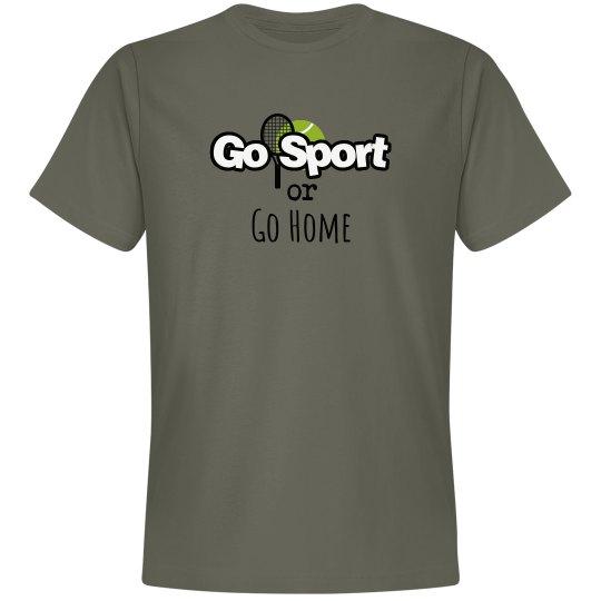 Go Sport or Go Home (Tennis)