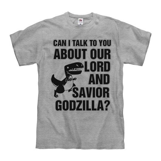 Godzilla Our Savior