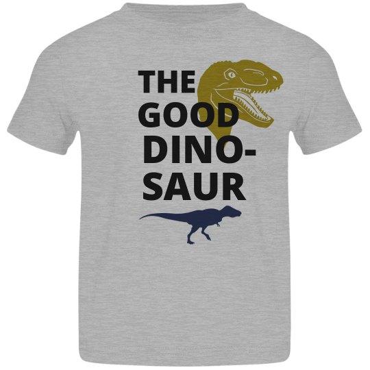 Good Dinosaur Kids Shirt
