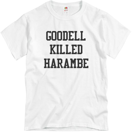 Goodell Killed Harambe