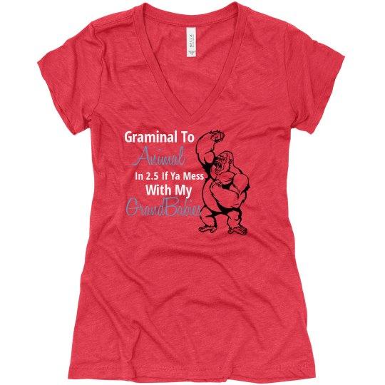 Graminal to animal