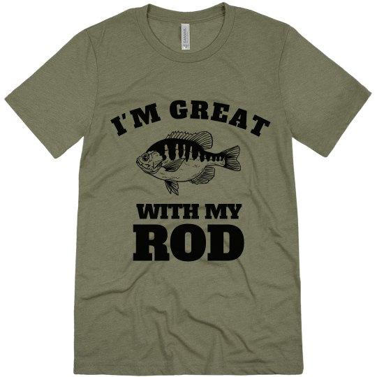 Great Fishing Rod
