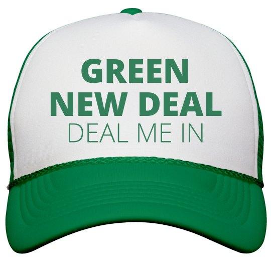 Green New Deal Cap