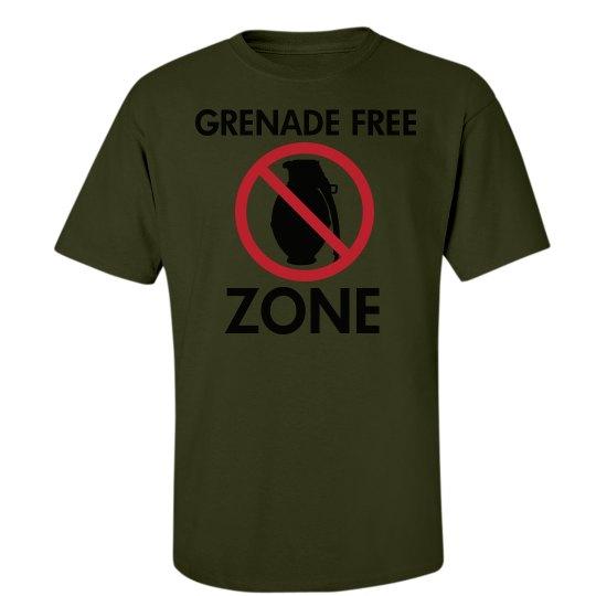 Grenade Free Zone