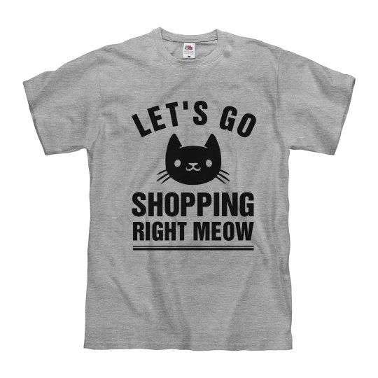 Grey Black Friday Cat