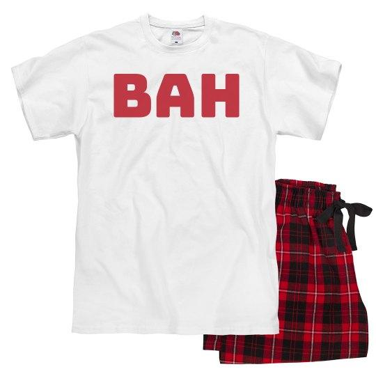 Grumpy Christmas Pajamas 1