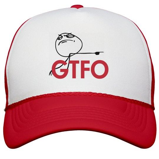 GTFO Hat