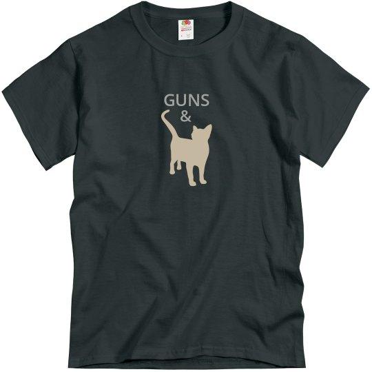 GUNS & KITTENS (Men's)