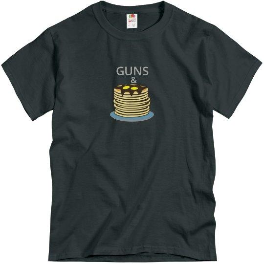 GUNS & PANCAKES (Men's)