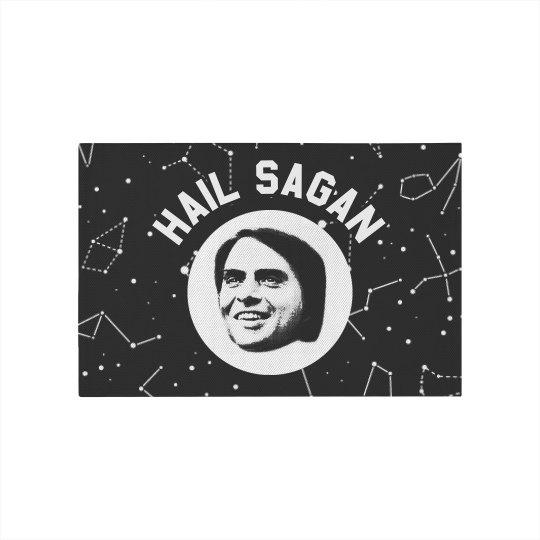 Hail Sagan Bathroom Decor