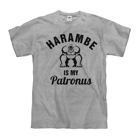 Harambe Is My Patronus