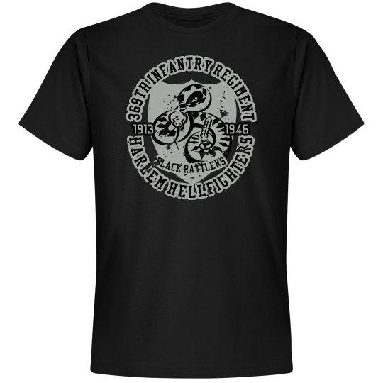 Harlem Hellfighters 369th Infantry Regiment (Distressed