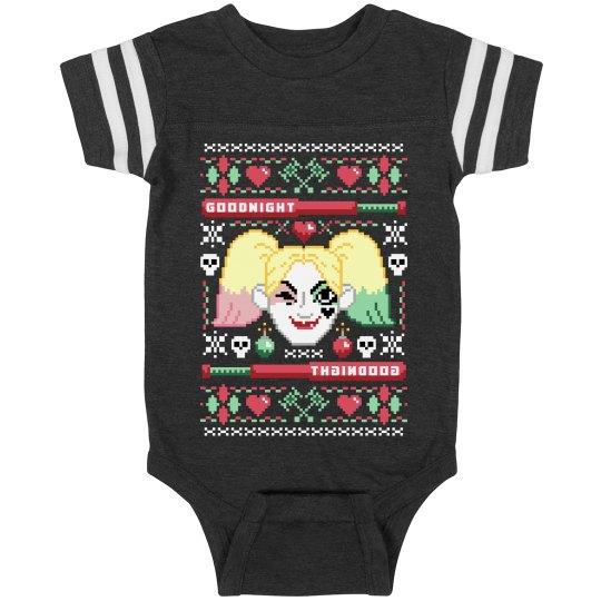 Harley Ugly Christmas Bodysuit