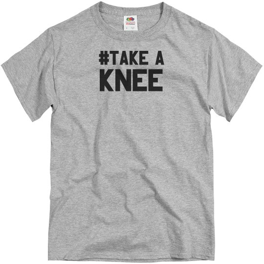 Hashtag Take a Knee