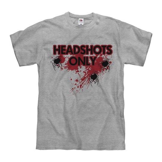 Head Shots Kill