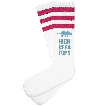 HIGHCERATOPS USA Socks