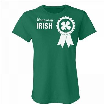 Honorary Irish Women's