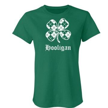 Hooligan St Patricks Day