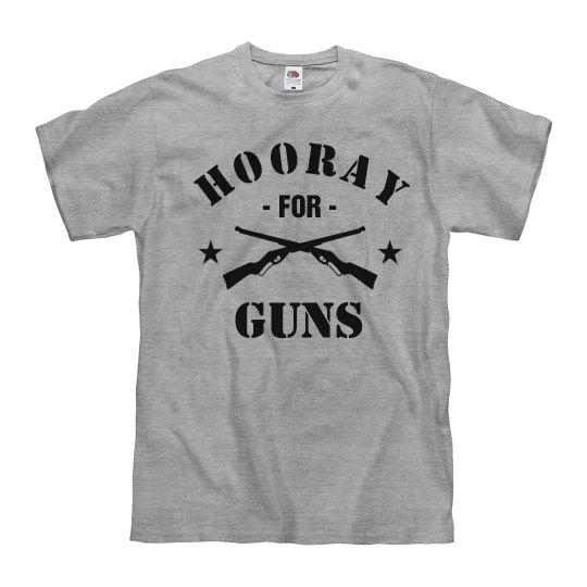 Hooray for Guns