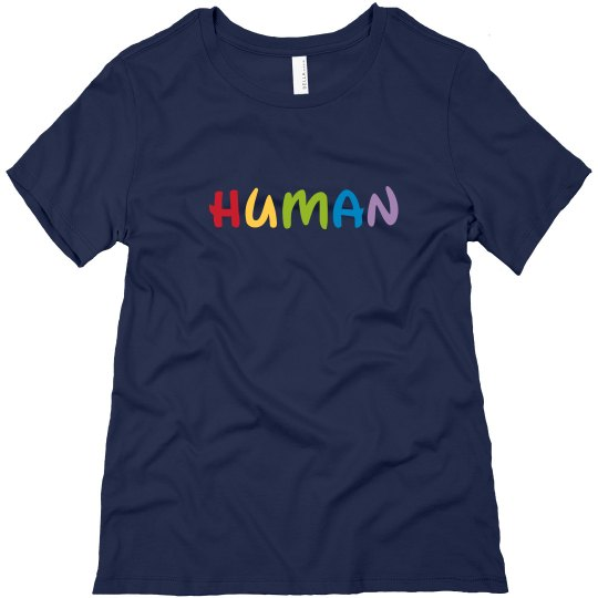 Human - Women's Tee
