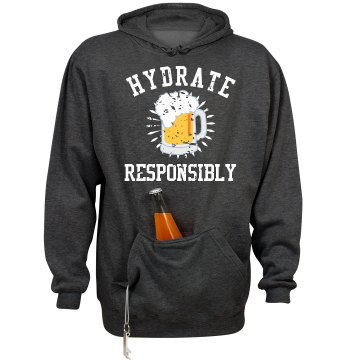 Hydrate Responsibly