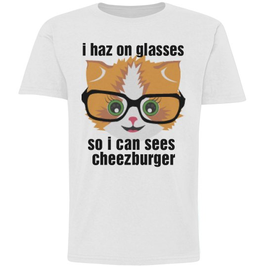 I Can Sees Cheezeburger