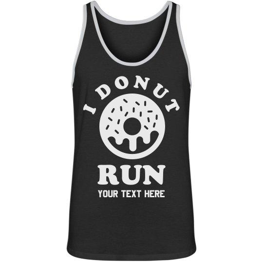 I Donut Run For Fitness