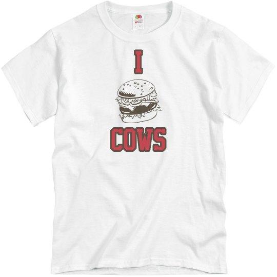 I EAT COWS
