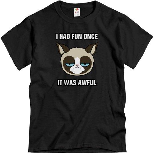 I Had Fun Once...