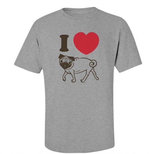 I Heart Pugs