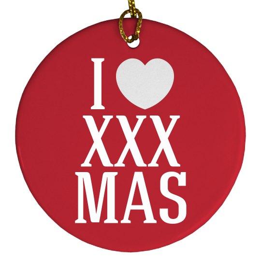 I Heart XXXmas