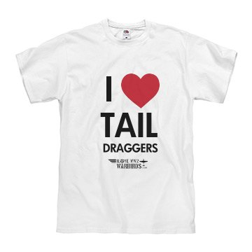 I LOVE TAIL DRAGGERS
