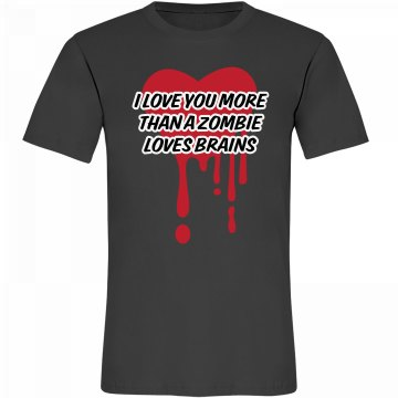 I Love You More Zombie