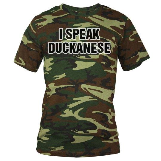 I Speak Duckanese