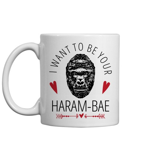 I Want To Be Your Harambe