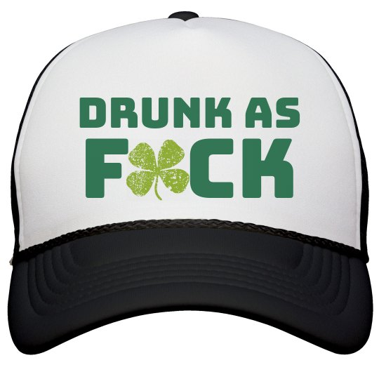 I'm Drunk St. Patrick's Day Hat