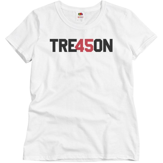 Impeach Trump For TRE45ON