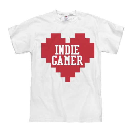 Indie Gamer T-Shirt