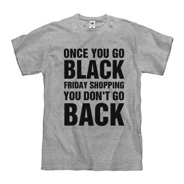 Intense Black Friday Shopping