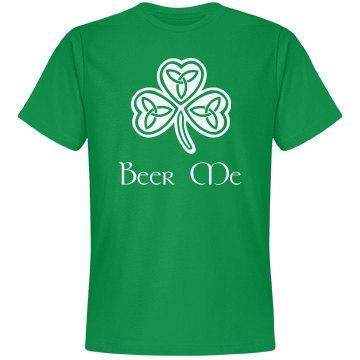 Irish Drunk Green Beer Me