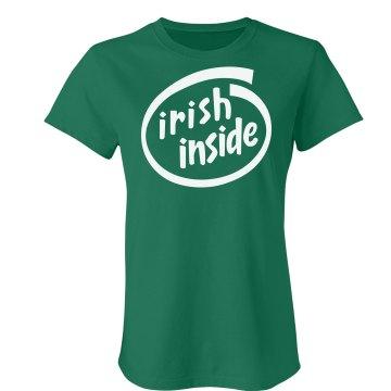 Irish Inside Women's