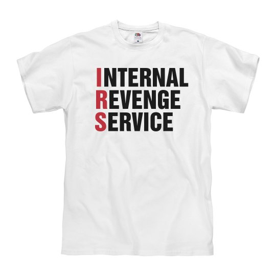 IRS Revenge Service
