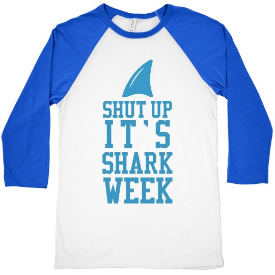 It's Shark Week