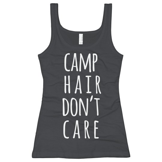 I've Got Camp Hair