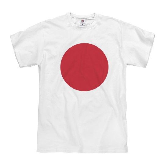 Japanese Flag T-Shirt